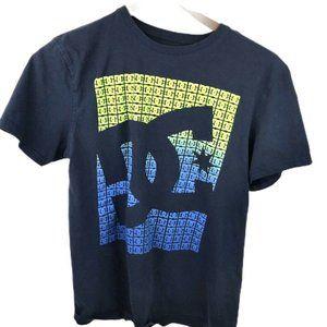 DC Comics  Mens Black T Shirt Size Large